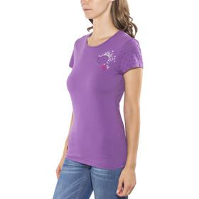 E9 Mora - Camiseta manga corta Mujer - violeta
